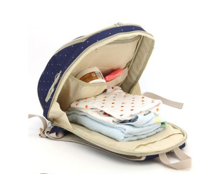 High Quality Multi-Function Baby Diaper Nappy Bag Mummy Backpack