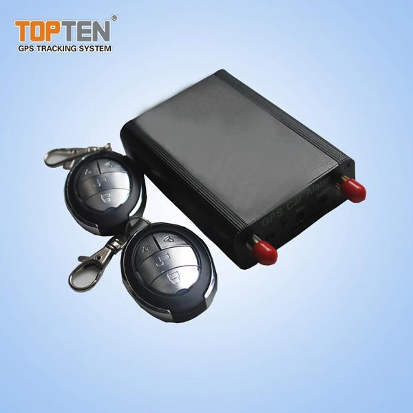 Real Time Burglar GPS Car Alarm with Remote Car Starter Tk220-Wl