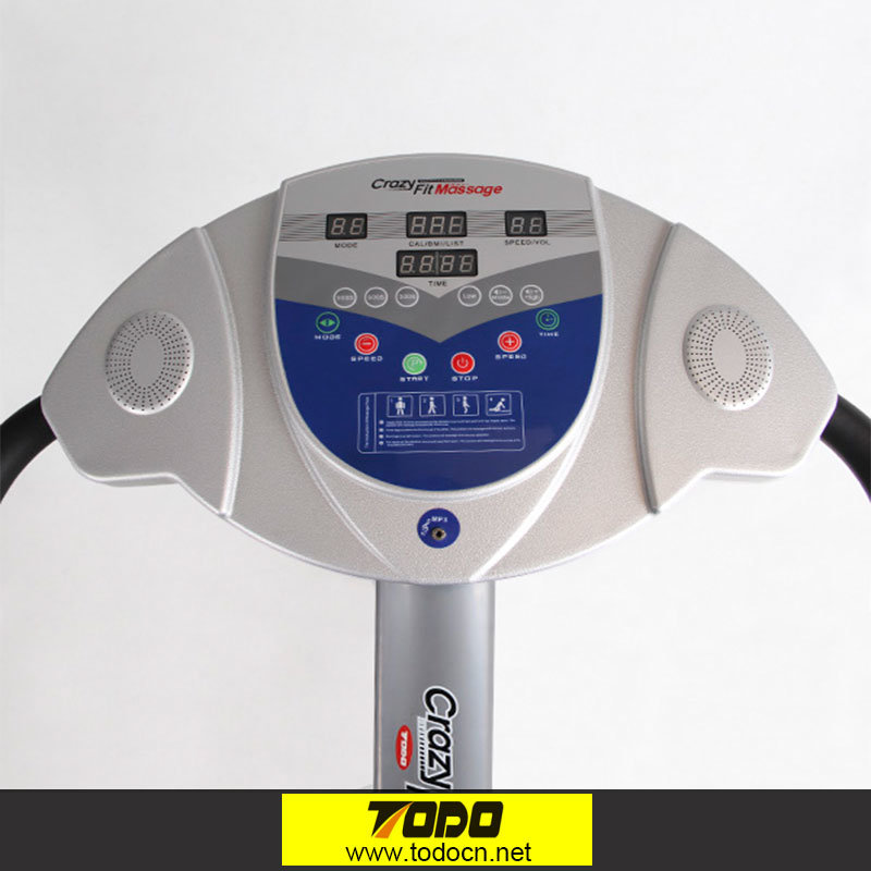 Td001c-7 Todo Fitness Super Vibration Crazy Fit Massage Body Massager