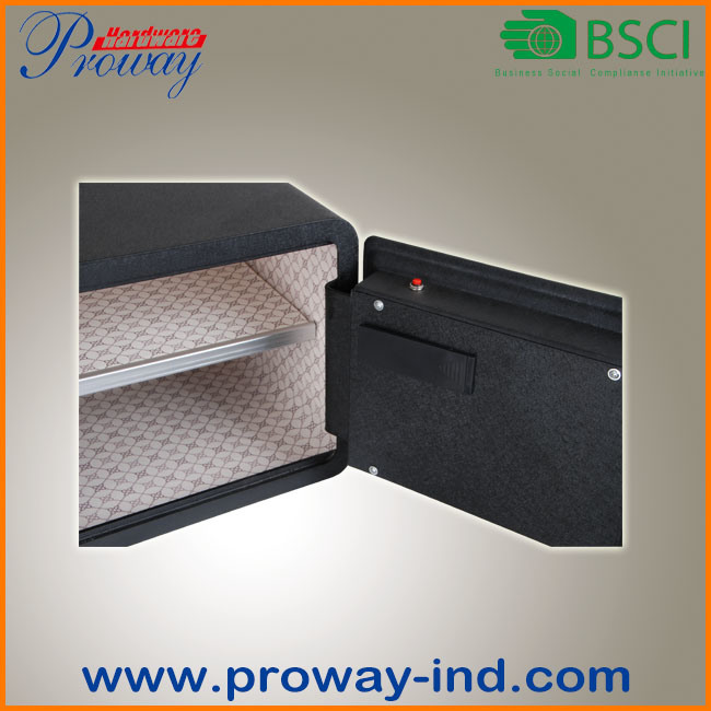 LCD Smart Safe Operated by Mobile Phone APP Electronic Safe High Security Heavy Duty for Home and Commercial