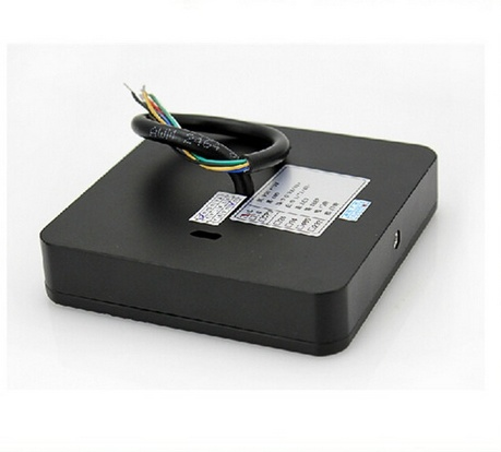 Weatherproof Passive RFID Proximity 125kHz Em Access Card Reader