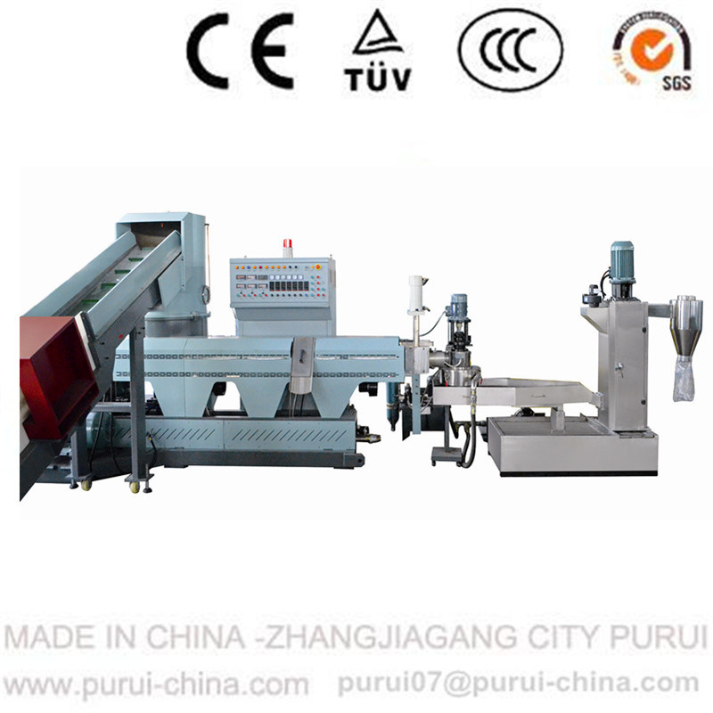 Plastic Pelletizer for Recycling All Kinds of Film Bags