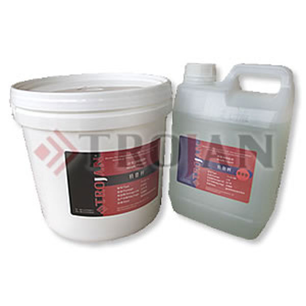 Acrylic Resin Powder and Curing Agent