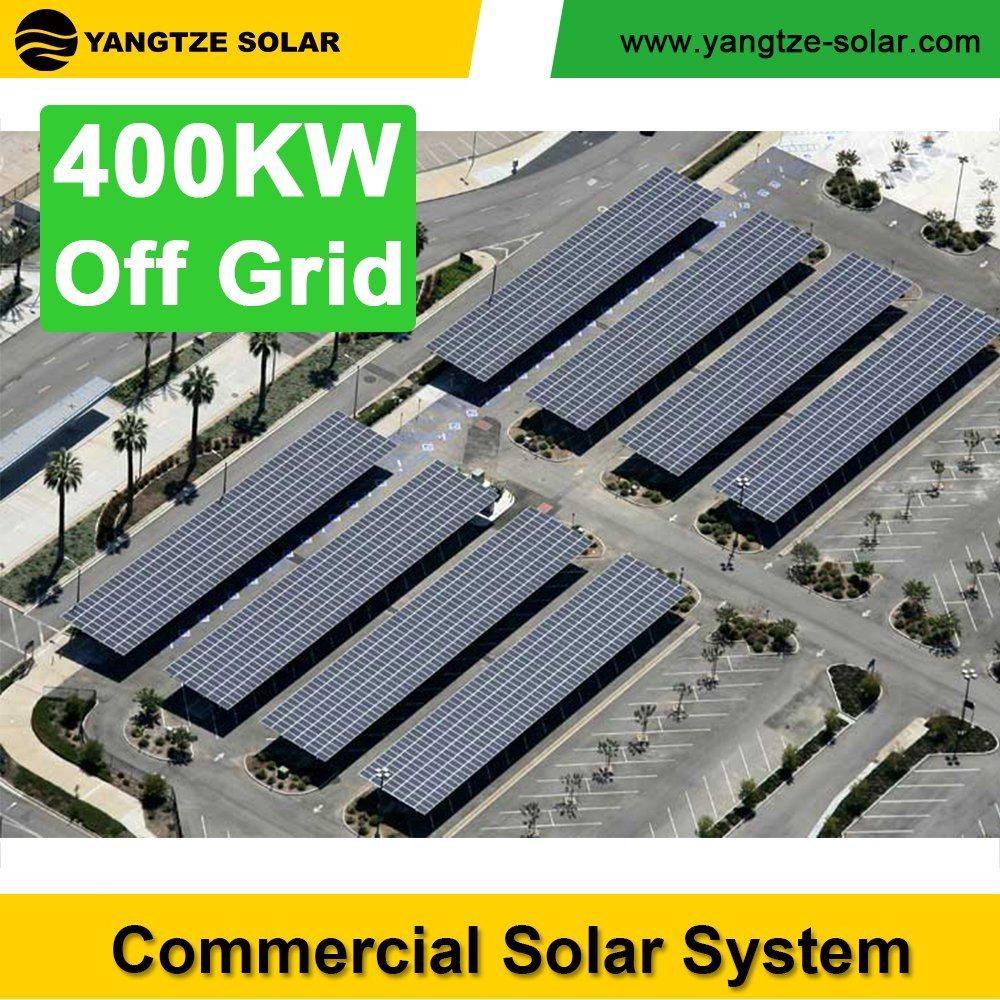 Easy Installation Solar Lighting Home System 5kw