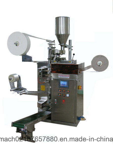 Inner and Outer Bag Tea Bag Packing Machine
