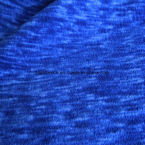 Cation Printing Effect Micro Fleece, Jacket Fabric