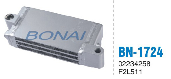 Heat Exchanger Oil Cooler for Volvo Ford Bn-1316