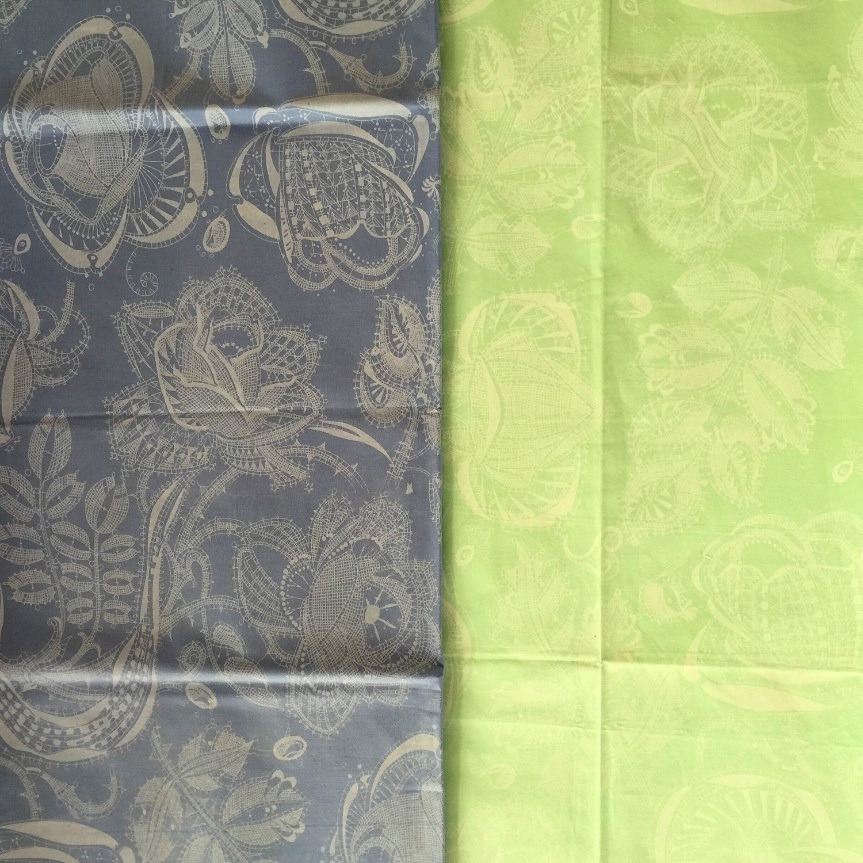 Polyester/Cotton65/35 Normal Designs Printed Down-Proof Fabric for Quilt Cover 140GSM