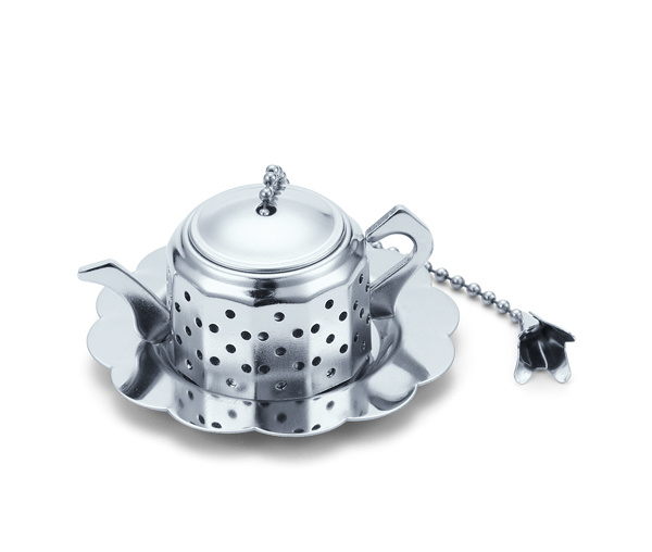 Gold Plating and High Quality Mini Tea Party Infuser