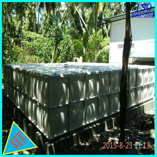 High Quality GRP Panel Water Tank