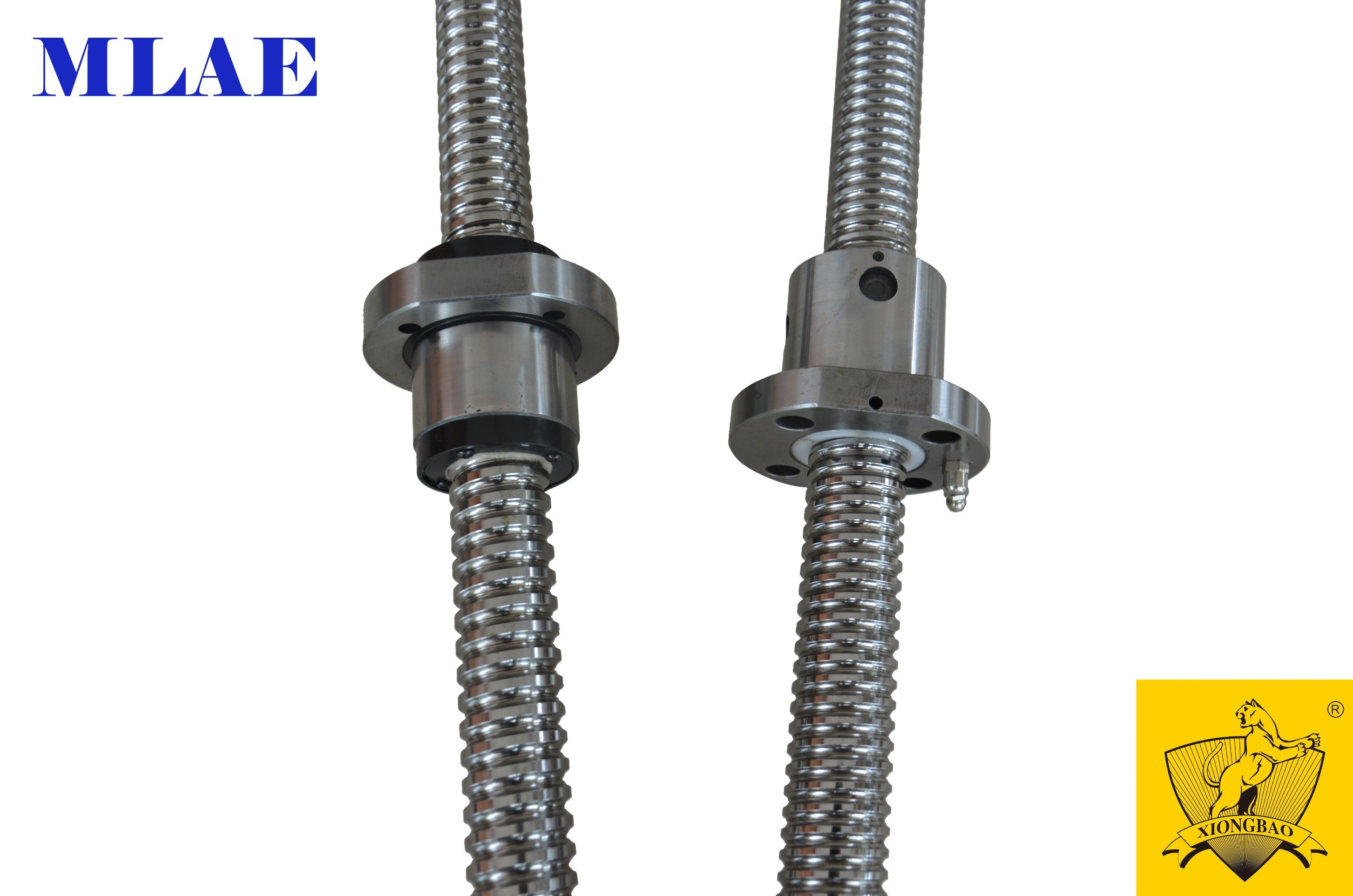 CNC Router Machine Ball Screw Nuts Housing Lead Screw