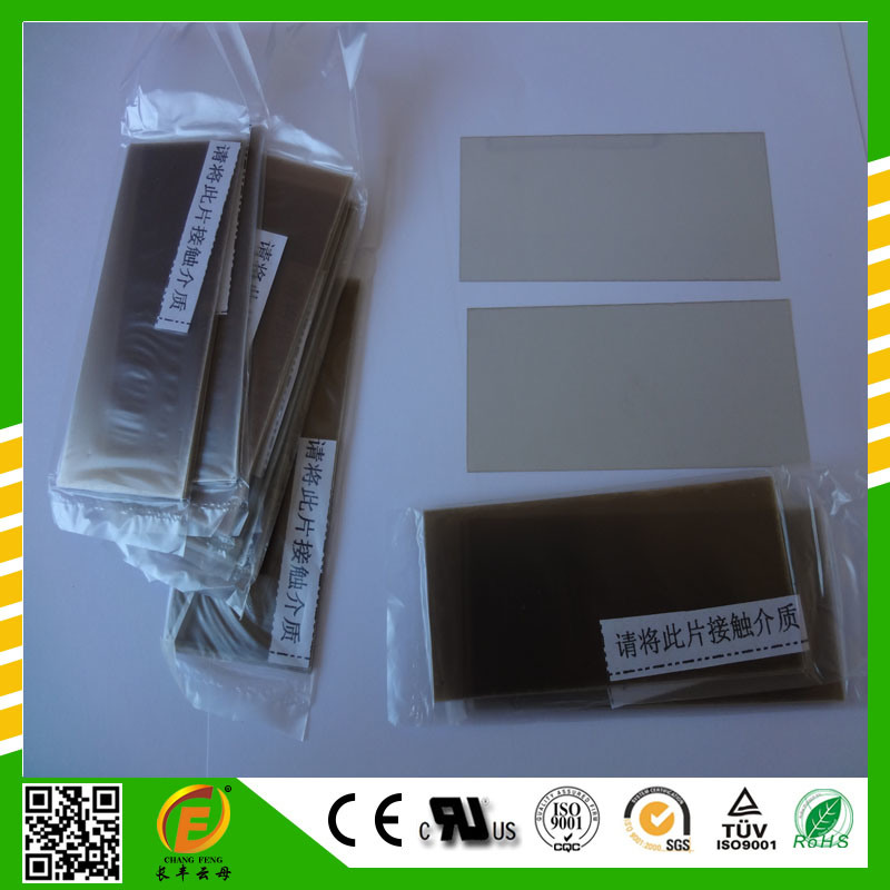 Transparent Gauge Glass with Ce Certification