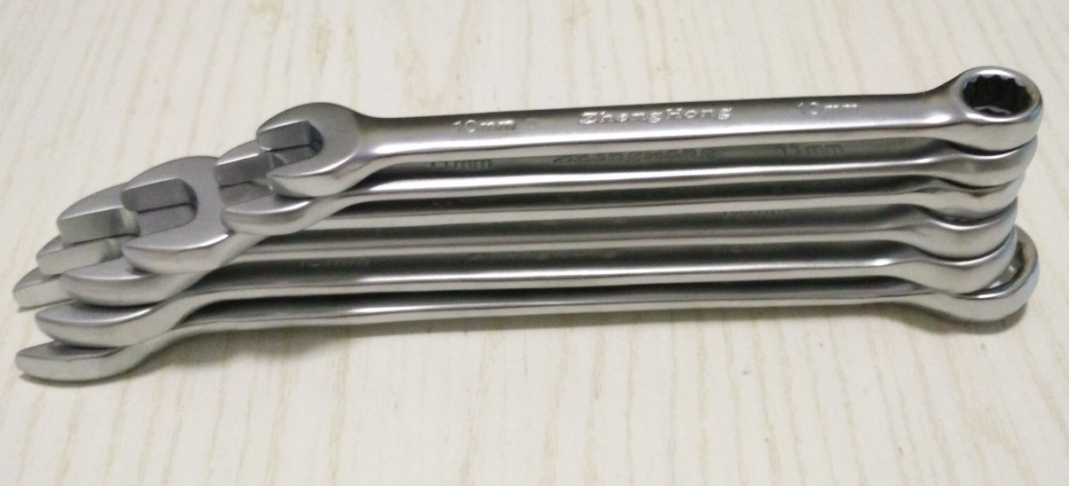 Double Open End Wrench, Wrench, Hand Tool