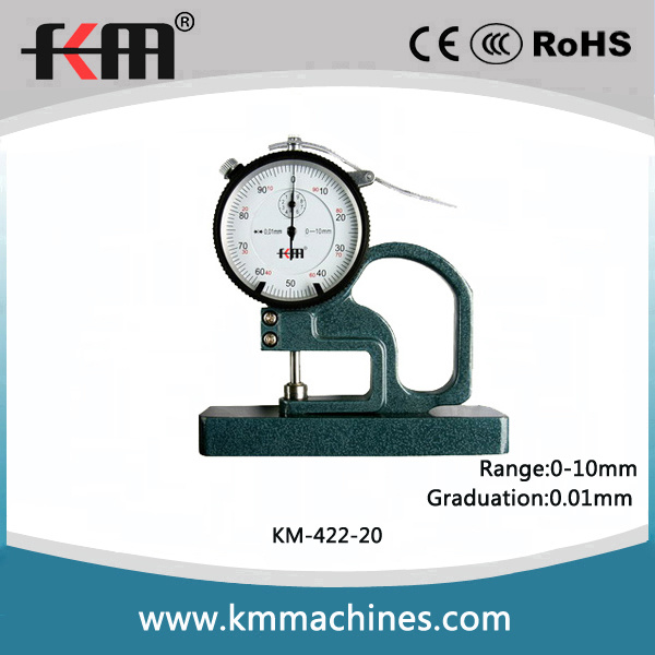 0-10mm Thickness Gauge with 30mm Throat Depth