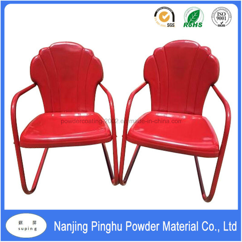 Red Powder Paint for Furniture Coating