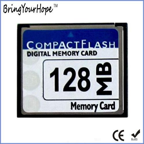 80X Speed Compact Flash 128MB CF Memory Card (128MB CF)