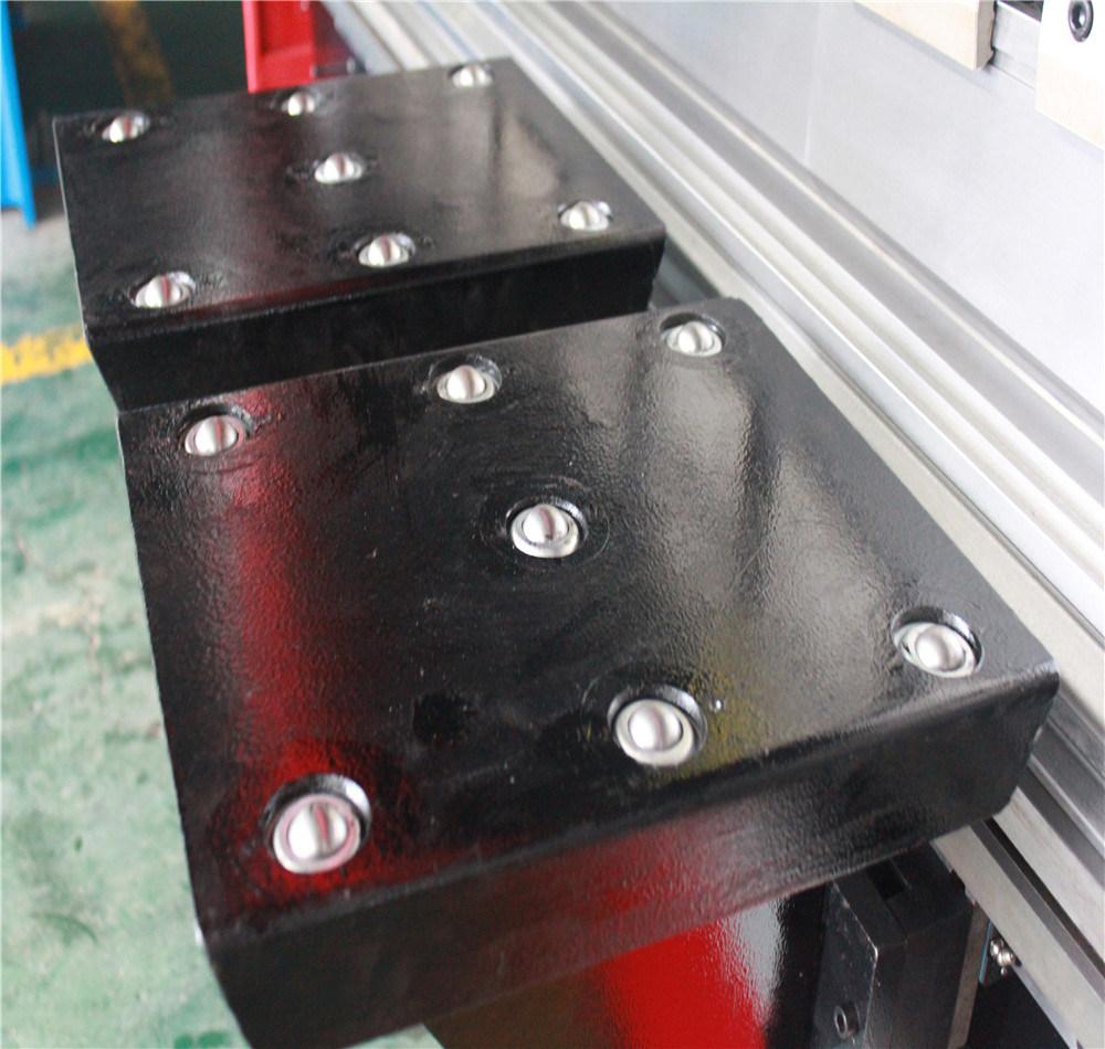 Wc67y-40/2200 CNC Hydraulic Plate Bending Machine