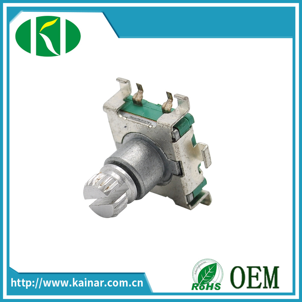 11mm SMD Type Ec11 Incremental Rotary Encoder Ec11-1c