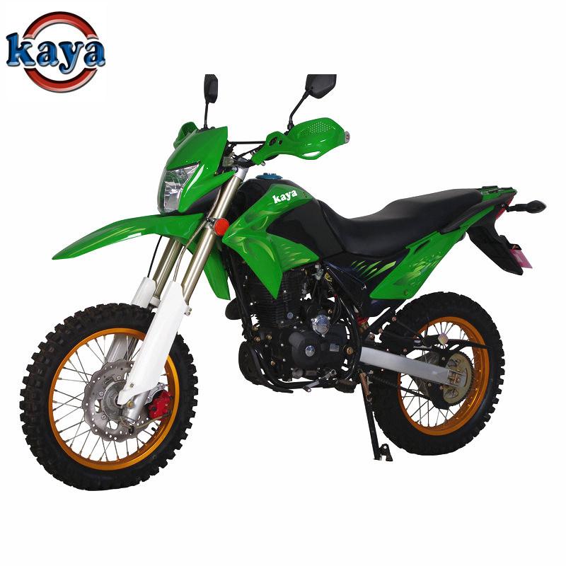 250cc Dirt Bike with Spoke Wheel Disc Brake Ky250gy-5A