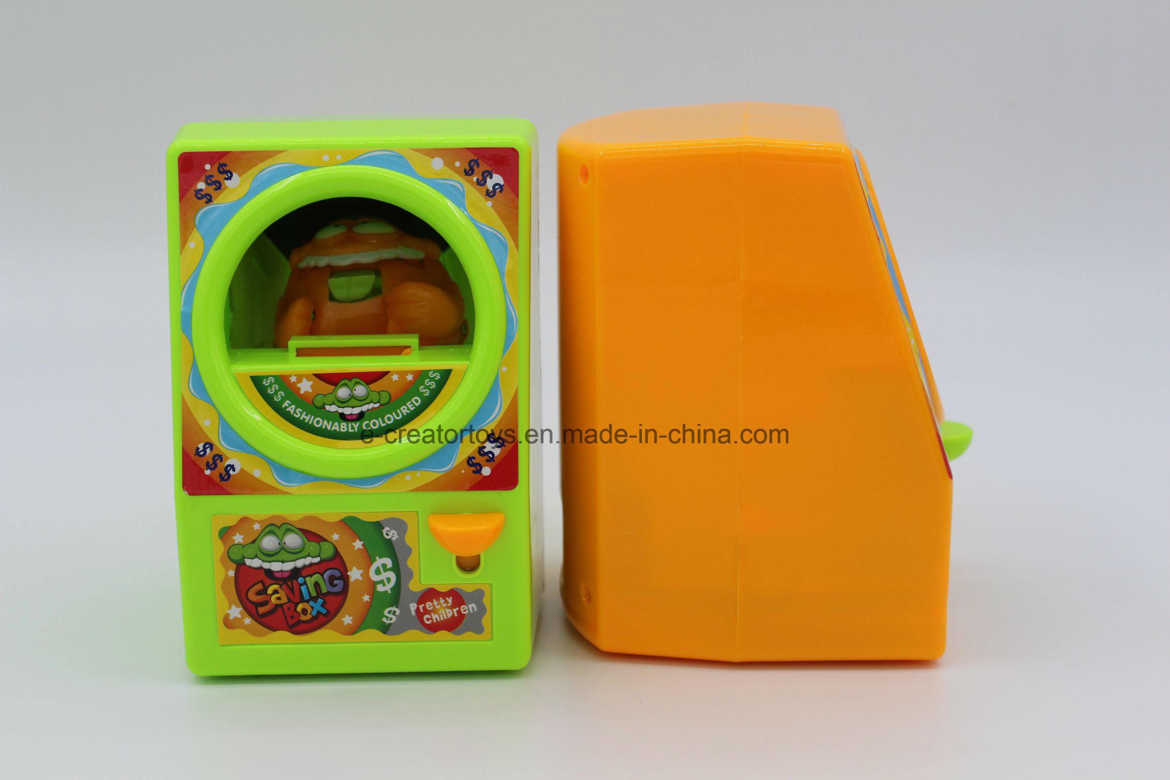 Magic Frogs Saving Box Ecn0001