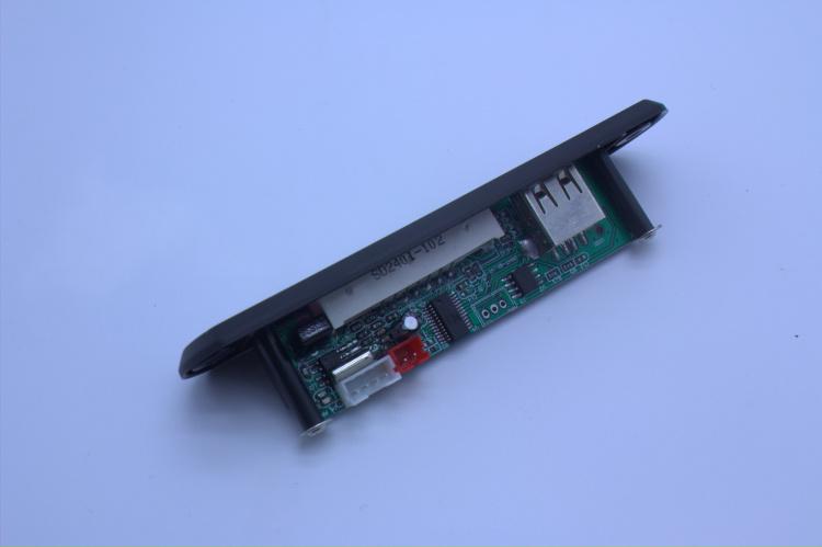 MP3 Player Card Mini Laser Screen Decoder Chip-Q1