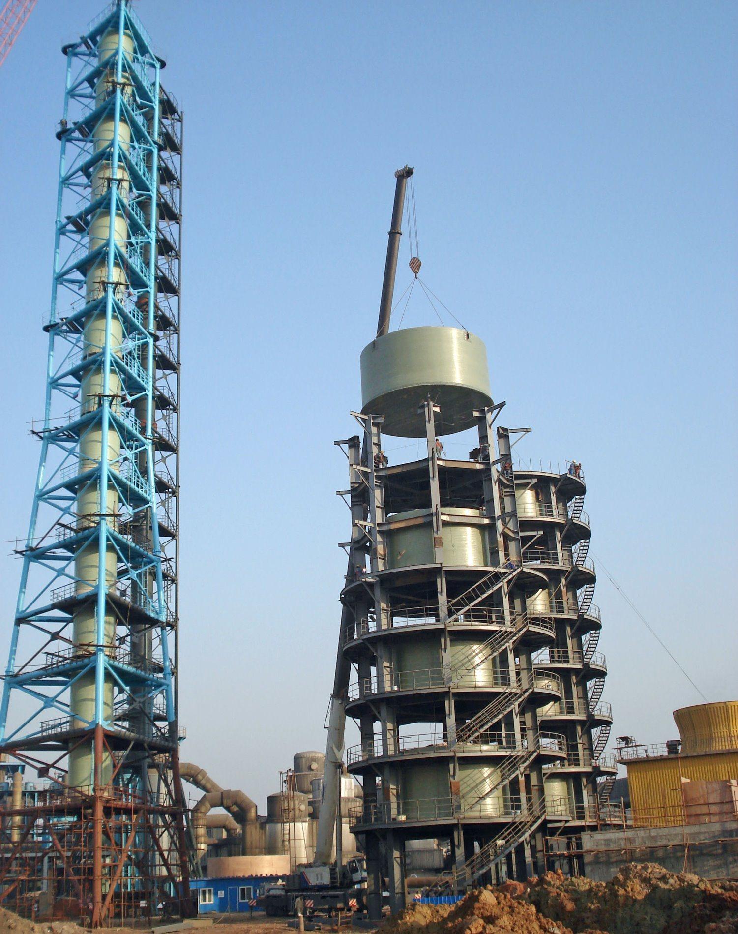 Fiberglass Environmental Protection Equipment