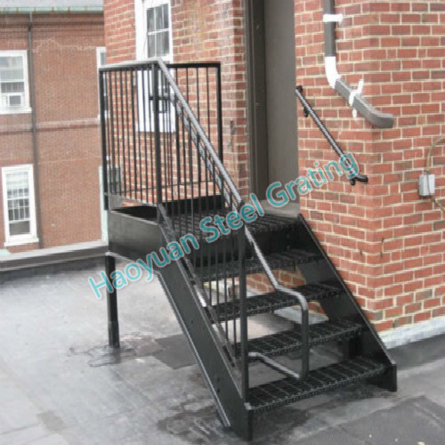 Hot Sale Hot Dipped Galvanized Stair Tread Manufacturer from China