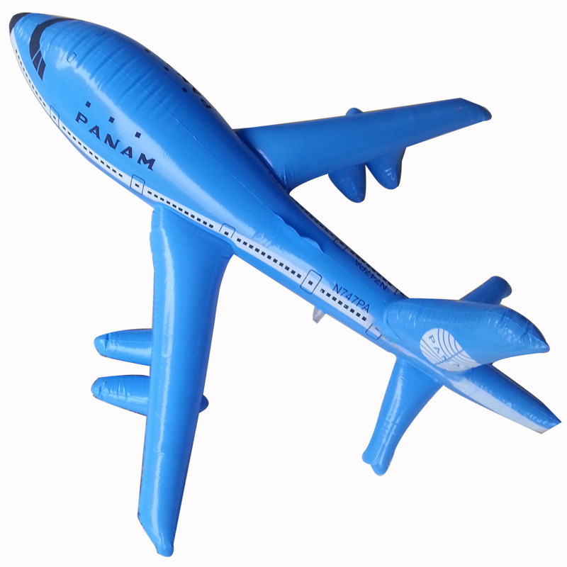 Promotion Gifts PVC Inflatable Airplane Toy for Sale