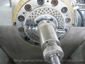 High Quality and Advanced PVC Hot Cutting Granulation Machine