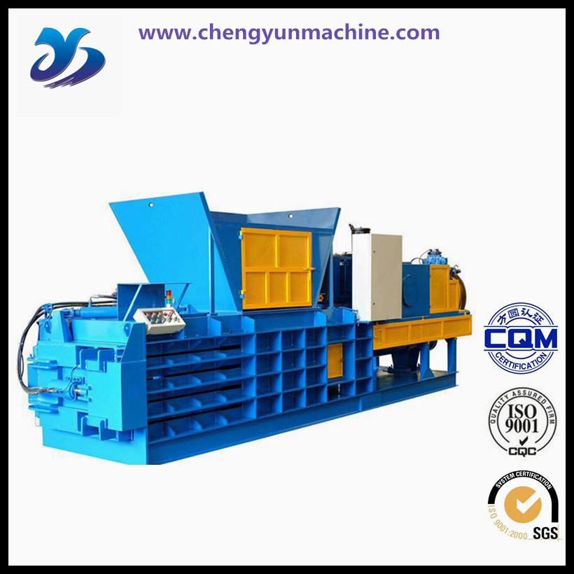 Waste Paper Baler Machine, Hydraulic Baler for Plastic