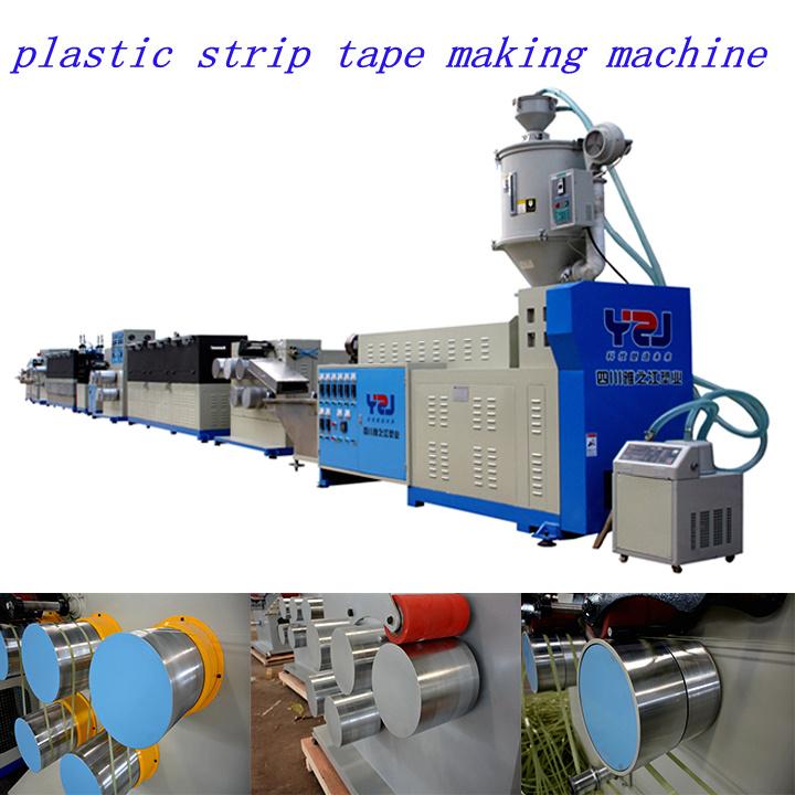 PP Strap Band Making Machine