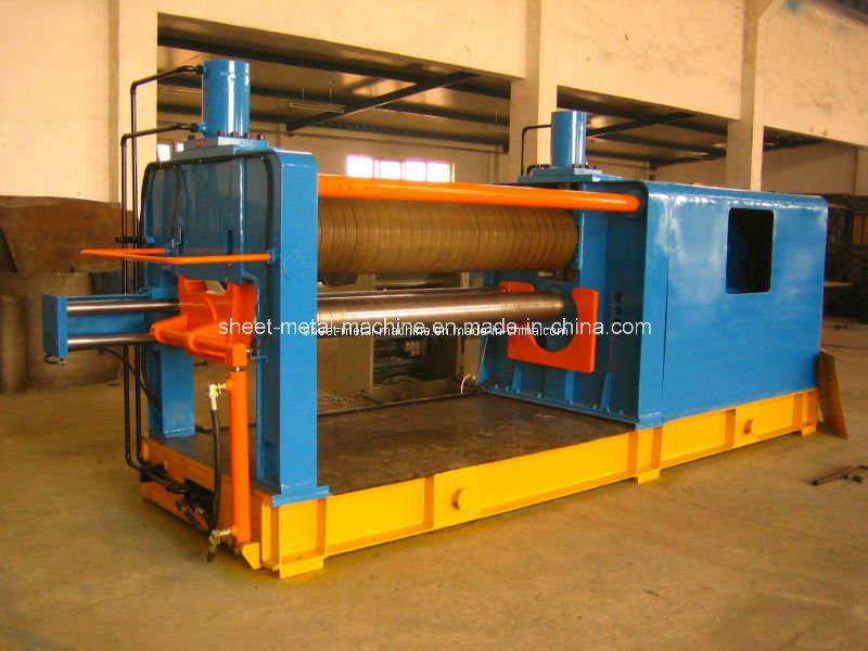 2-Roll Bending Machine (W10 Series)