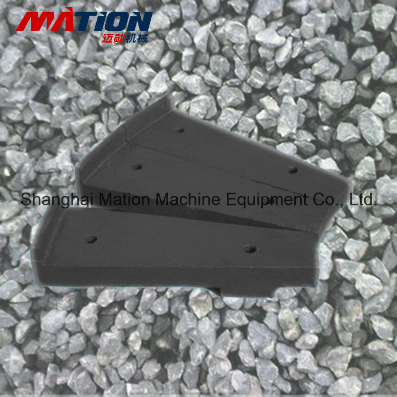 High Chrome Casting Impact Crusher Parts