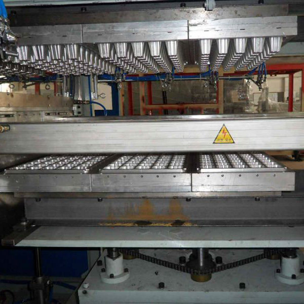 BOPS Multi Station Plastic Thermoforming Machine for Food Packaging