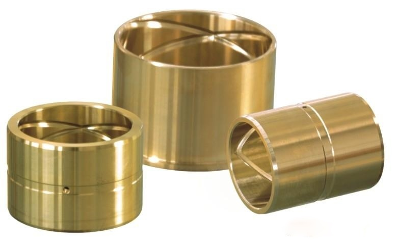Precision Centrifugal Casting Parts Brass Bushing