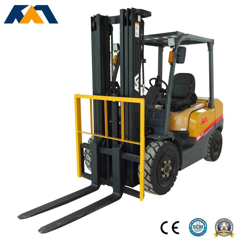 New Tcm 3ton Forklift with Isuzu and Toyota Hydraulic Systems