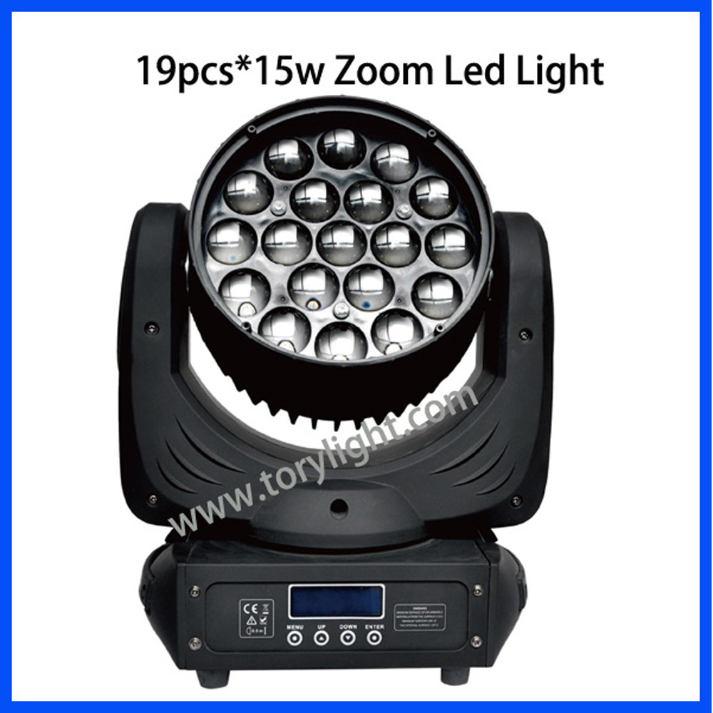 Osram LED DJ Light 19*12W Moving Head Beam Lighting