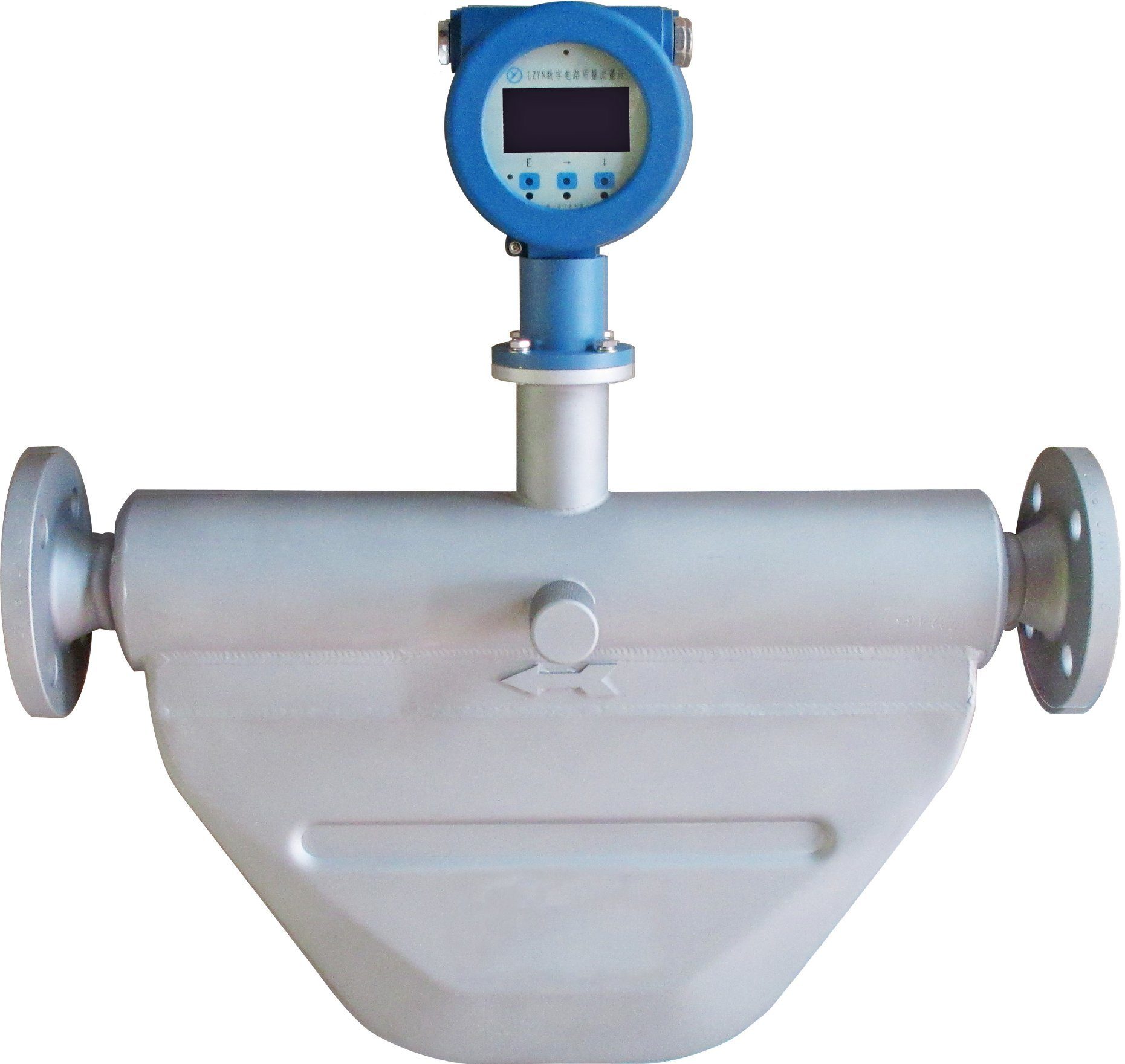 Coriolis Mass Flowmeter (LZYN) for Liquid & High Pressure Gas
