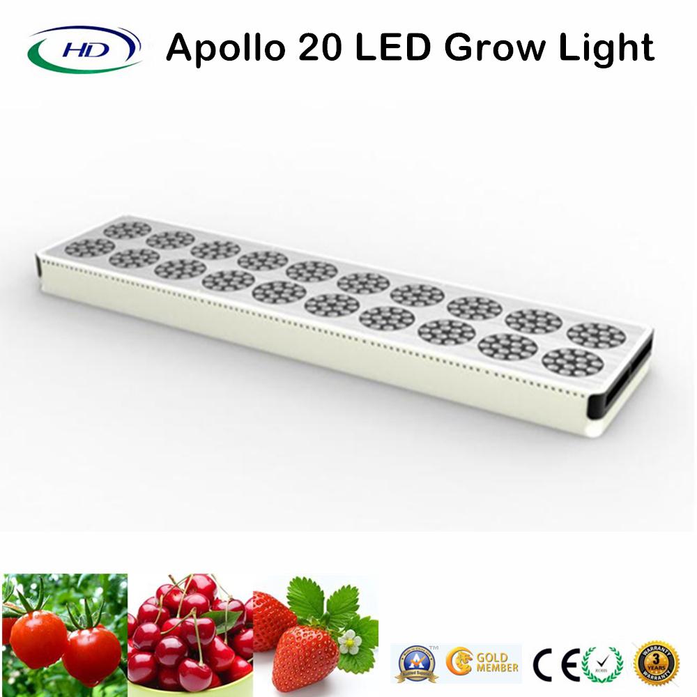 Hi-Power 750W LED Grow Light Apollo 20 for Indoor Growth