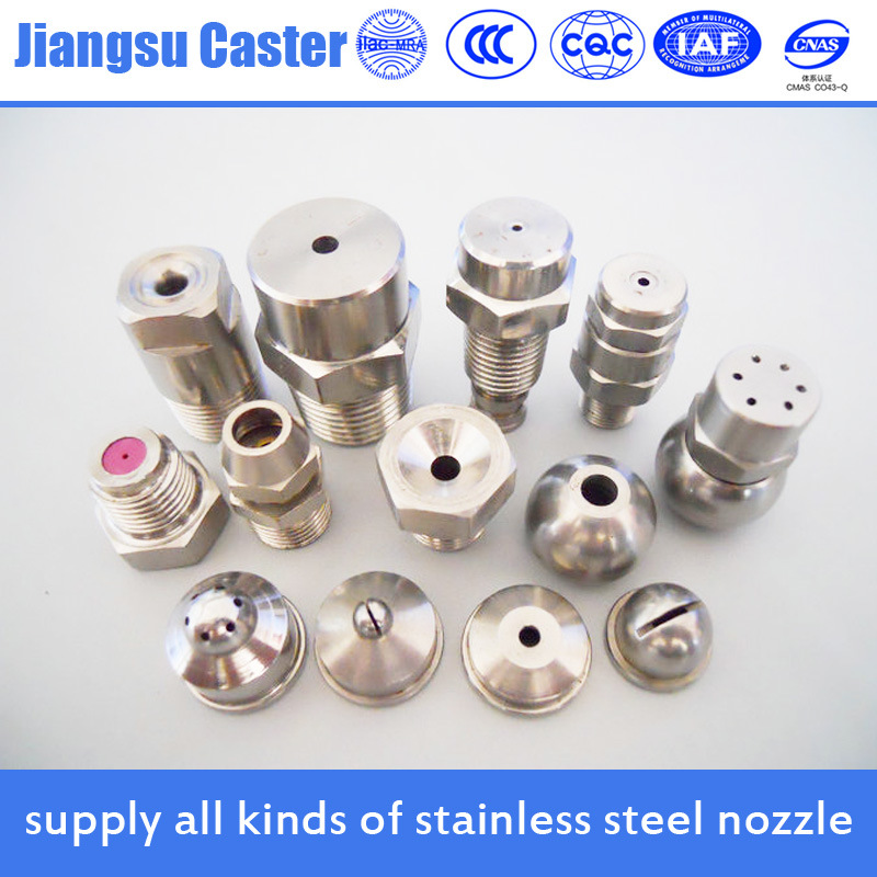 Supply All Kinds of Stainless Steel Nozzle