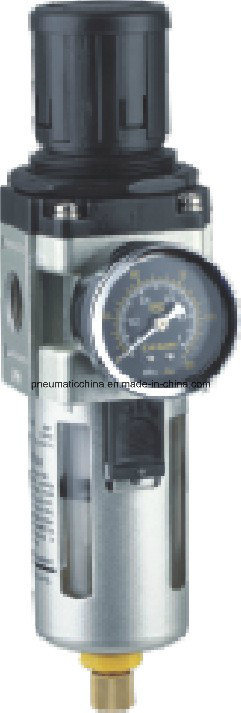 Filter Regulator Aw Series Aw1000-Aw5000 Air Source Treatment Unit