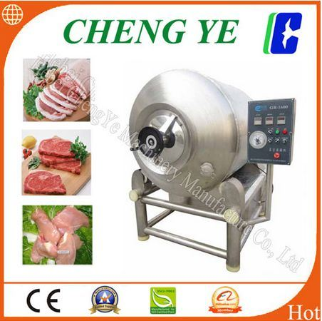 Meat Vacuum Tumbler / Tumbling Machine 1000L CE Certification