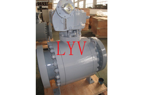 API 150lb Cast Steel Floating Ball Valve