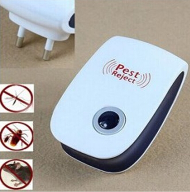 Ultrasonic Pest Repeller Anti Mouse Mosquito Repeller