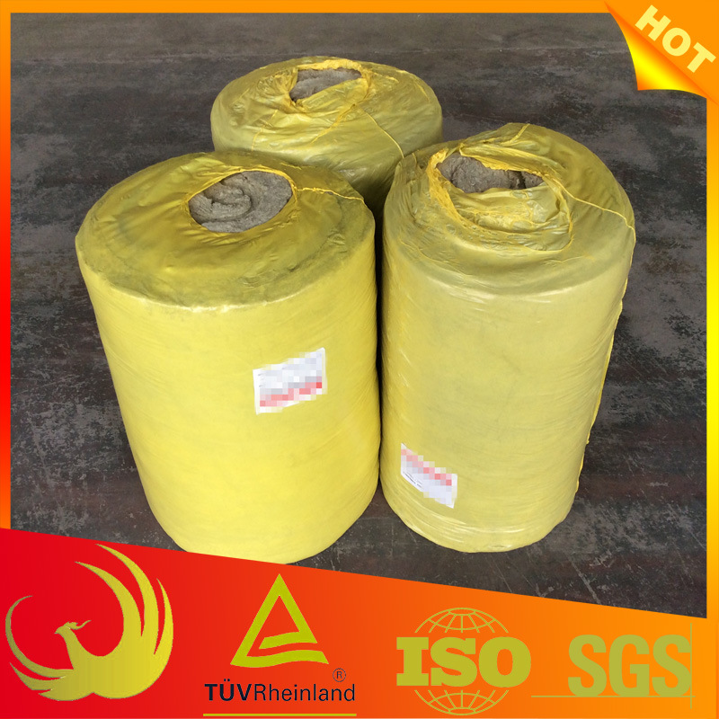 Rock Wool Blanket Heat Insulation and Sound Insulation Mineral