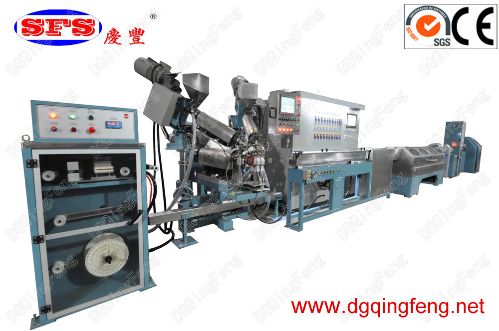 Physical Foaming Extrsion Line