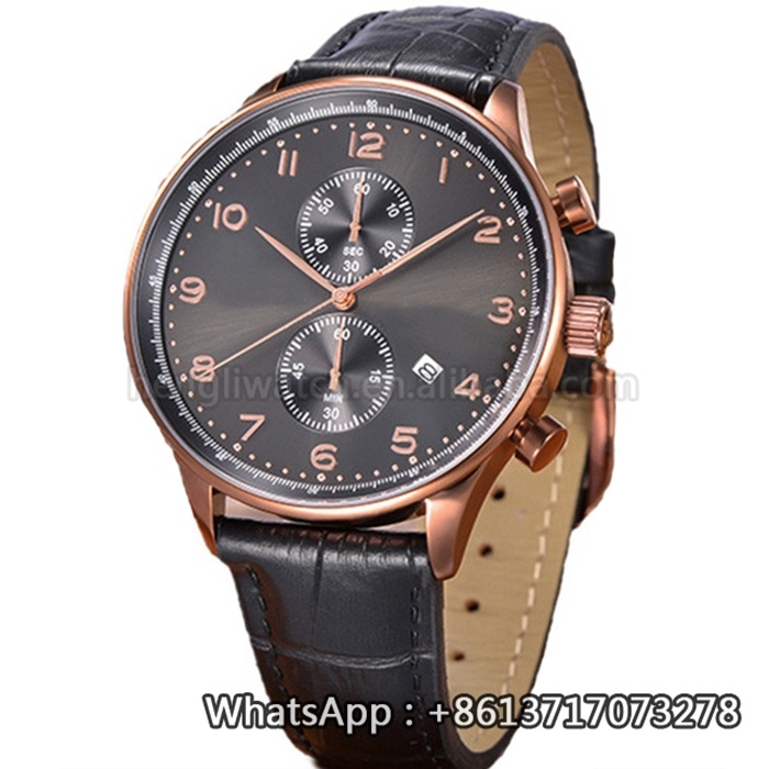 2016 New Style Quartz Watch, Fashion Stainless Steel Watch Hl-Bg-179