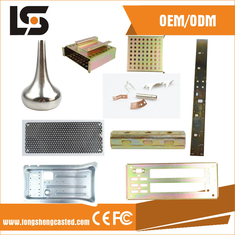 CNC Milling Machine Frame Sheet Metal Fabrication Stamping Parts Factory