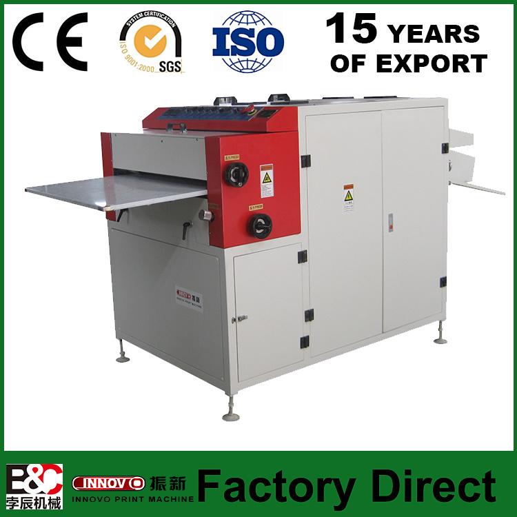 4 Roller Coating Machine UV Curing Coating Printing Machine
