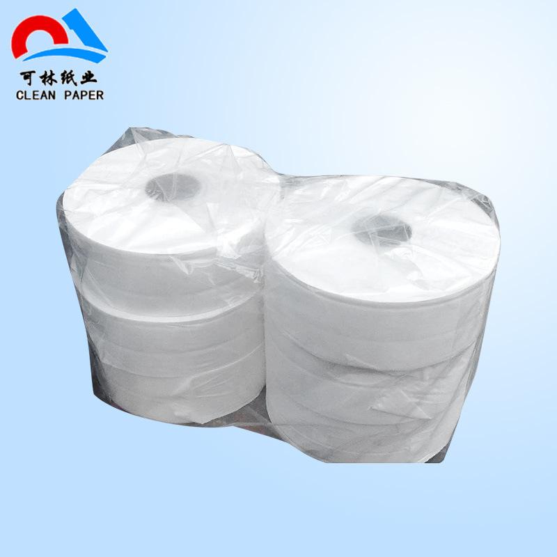Jbr-001 300m 2ply Virgin Pulp Jumbo Toilet Tissue